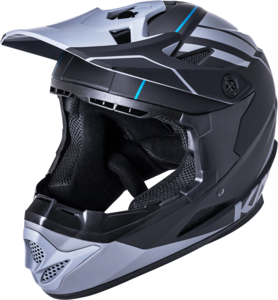 Kali Protectives Zoka Color: Eon - Matte Black/Gray