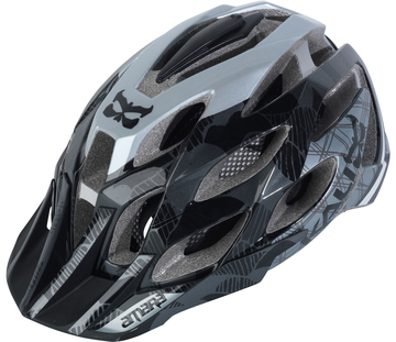 Kali Protectives Amara Color: Laser Black