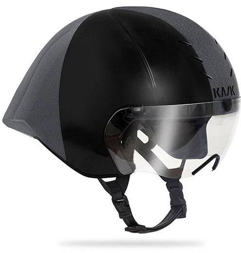 KASK Mistral Color: Black/Antracite