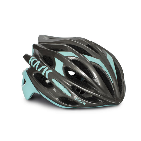 KASK Mojito Color: Anthracite / Aqua