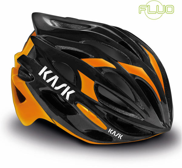 KASK Mojito Special Color: Black/Orange