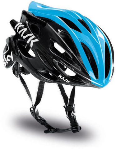 KASK Mojito Team Sky Color: Black/Blue