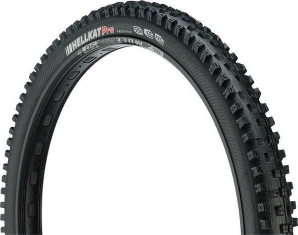 Kenda Hellkat 27.5-inch Tubeless Color: Black