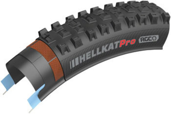 Kenda Hellkat AGC 29-inch Tubeless Color: Black