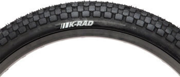 Kenda K-Rad 26-inch Color: Black