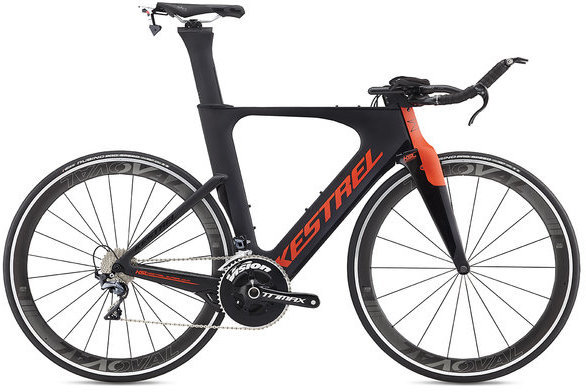 Kestrel 5000 SL Shimano Ultegra Color: Satin Carbon/Gloss Black