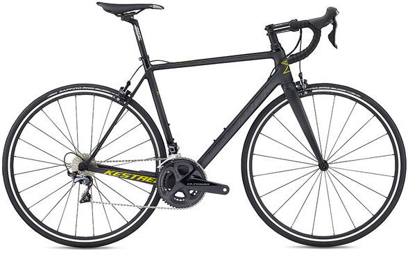 Kestrel Legend SL Shimano Ultegra Color: Carbon/Black