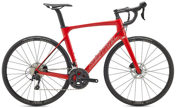 Kestrel RT-1100 Shimano 105 Color: Red