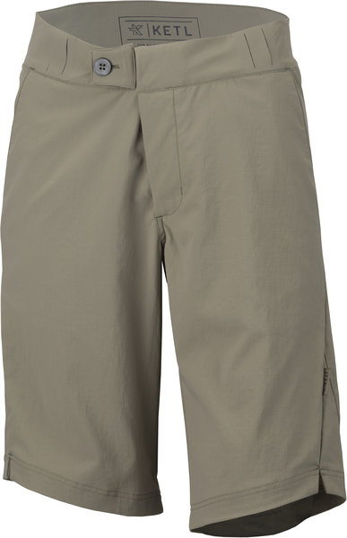 KETL Lightweight Overshort Color: Dark Khaki