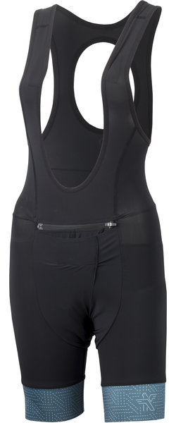 KETL Liner Bibs Color: Black