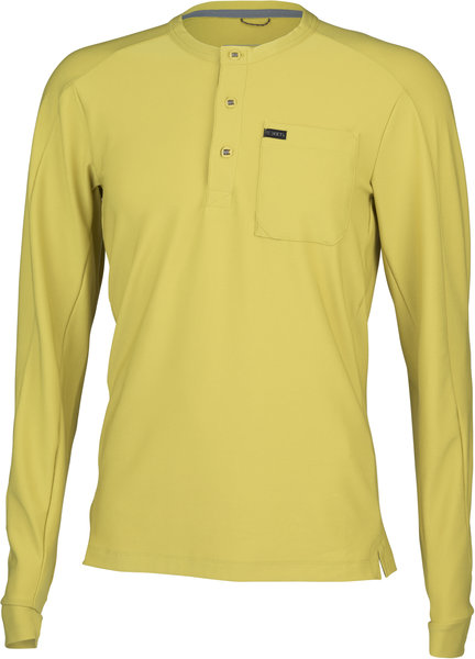 KETL Long Sleeve Jersey Color: Mustard