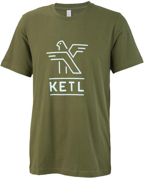 KETL Men's Logo Tee Shirt