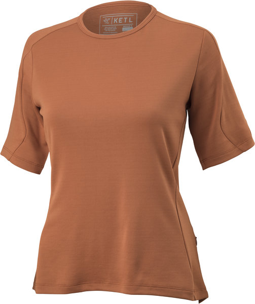 KETL Merino Blend Jersey Color: Clay