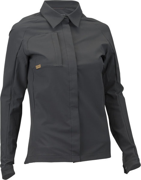 KETL Overshirt Color: Almost Black