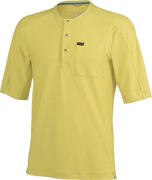 KETL Short Sleeve Jersey Color: Mustard