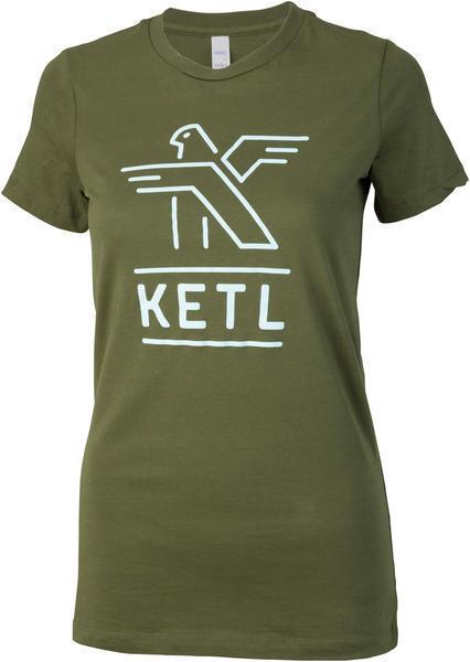 KETL Women's Logo Tee Shirt
