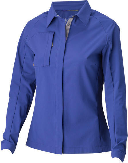 KETL Women's Overshirt Color: Bright Navy