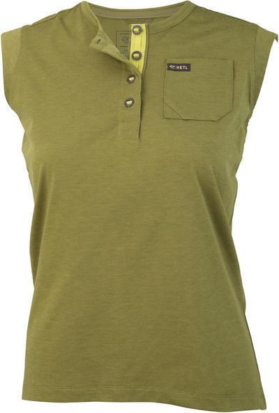 KETL Women's Sleeveless Jersey