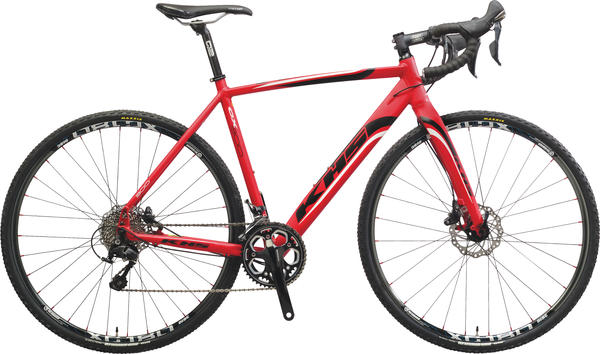 KHS CX 300 Color: Red