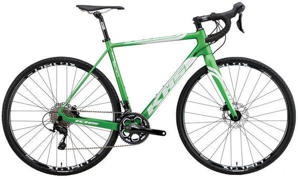 KHS CX500 Color: G.I. Green