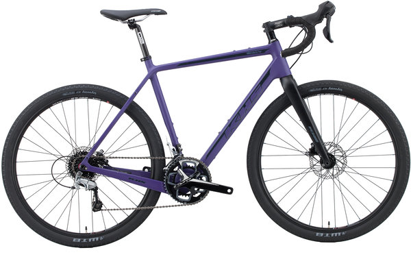 KHS Grit 440 Color: Matte Purple
