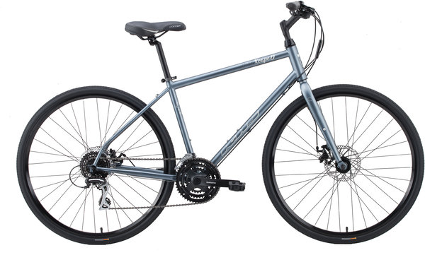 KHS Urban Xcape Disc Color: Matte Gray