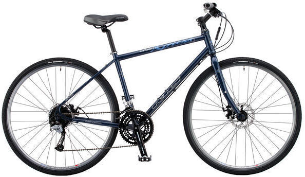 KHS Urban Xpress Disc Color: Blue
