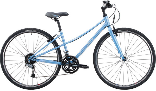 KHS Urban Xpress Ladies Color: Baby Blue