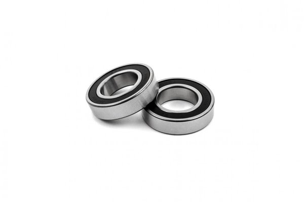 Kink Boulevard Hub Bearings Color: Silver/Black