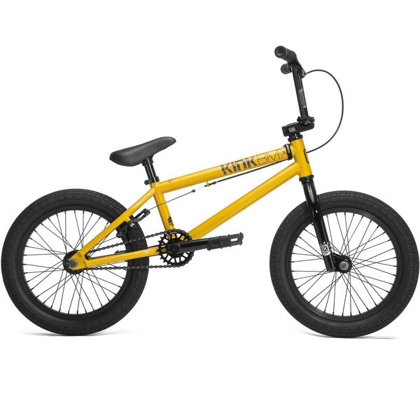 Kink Carve 16-inch Color: Olympic Yellow