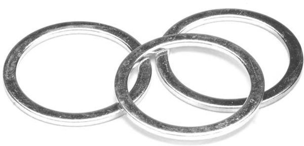 Kink East-Coaster Slack Washers Color: Silver