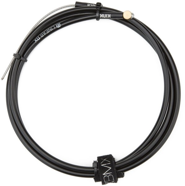 Kink Linear DX Brake Cable Color: Black