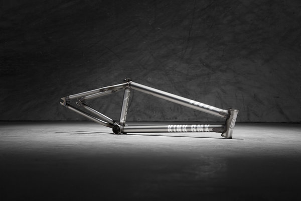 Kink Titan II Frame Color: Matte Raw