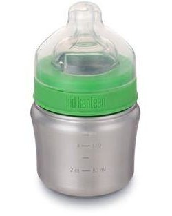 Klean Kanteen Baby Bottle Color: Brushed Stainless