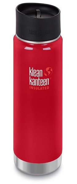 Klean Kanteen Insulated Wide Color | Size: Mineral Red | 20-ounce