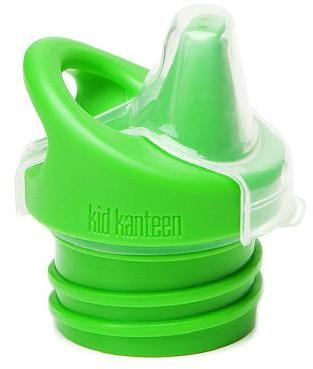 Klean Kanteen Kid Sippy Cap Color: Green