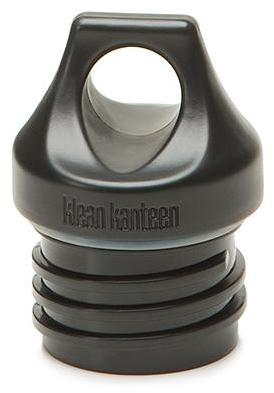 Klean Kanteen Loop Cap Color: Black