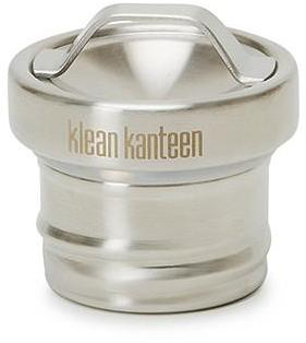 Klean Kanteen Steel Loop Cap Color: Brushed Stainless