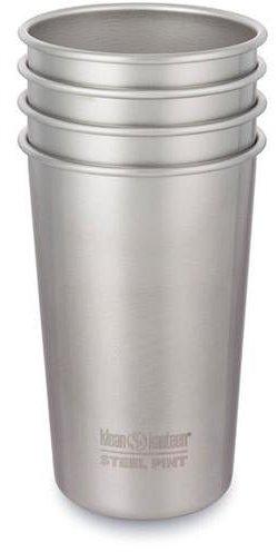 Klean Kanteen Steel Pint 4 Pack