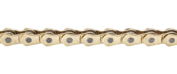 KMC HL1 Narrow Chain Color: Gold