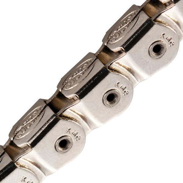 KMC Kool Knight KK710 Chain Color: Silver