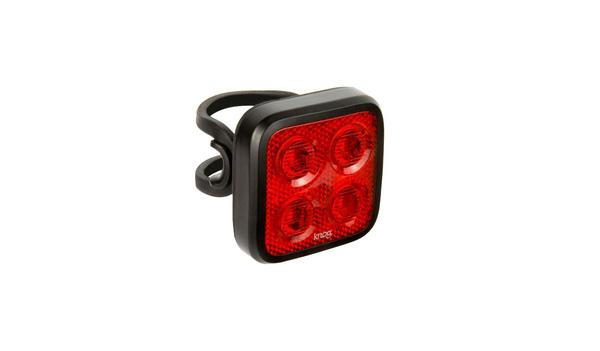Knog Blinder Mob Four Eyes Taillight Color: Black