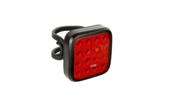Knog Blinder Mob Kid Grid Taillight Color: Black