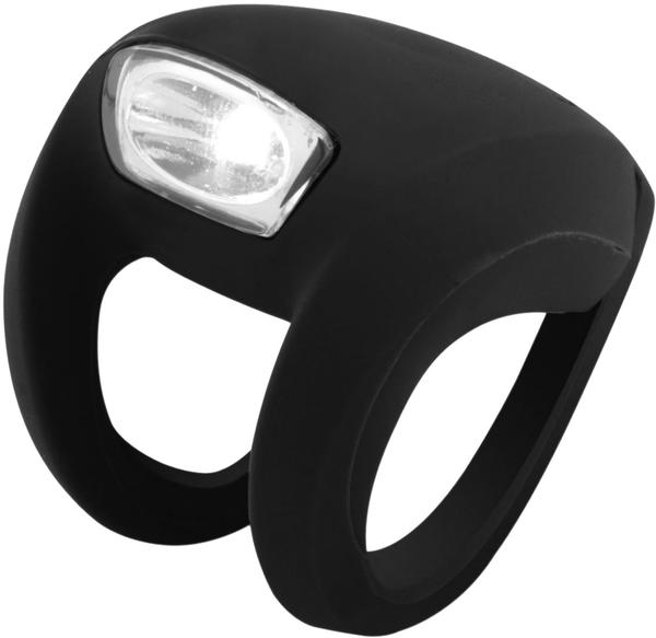 Knog Frog Strobe (Front) Color: Black