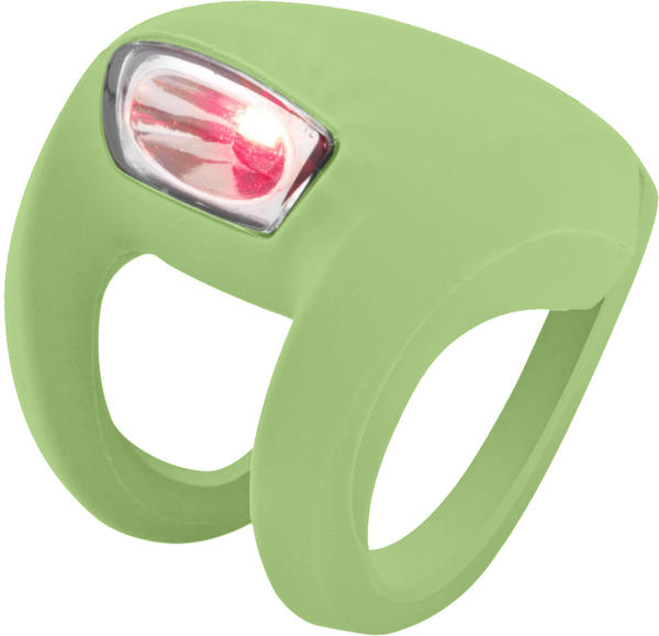 Knog Frog Strobe (Rear) Color: Lime
