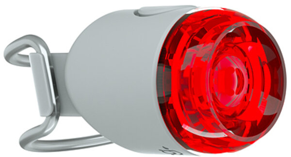 Knog Plug Rear Light Color: Grey