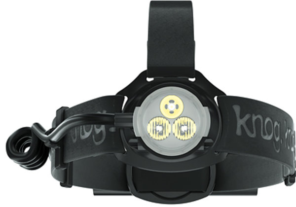 Knog PWR Headtorch (Strap Only) Color: Black