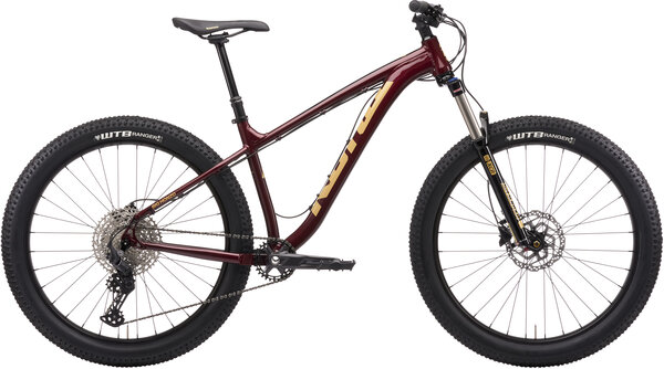 Kona Big Honzo Color: Gloss Metallic Pinot Noir