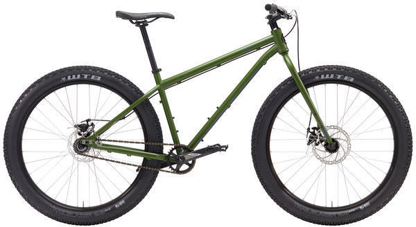 Kona Unit Color: Matt Green/Blue