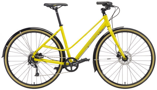 Kona Coco Color: Matt Yellow w/Mustard Decals